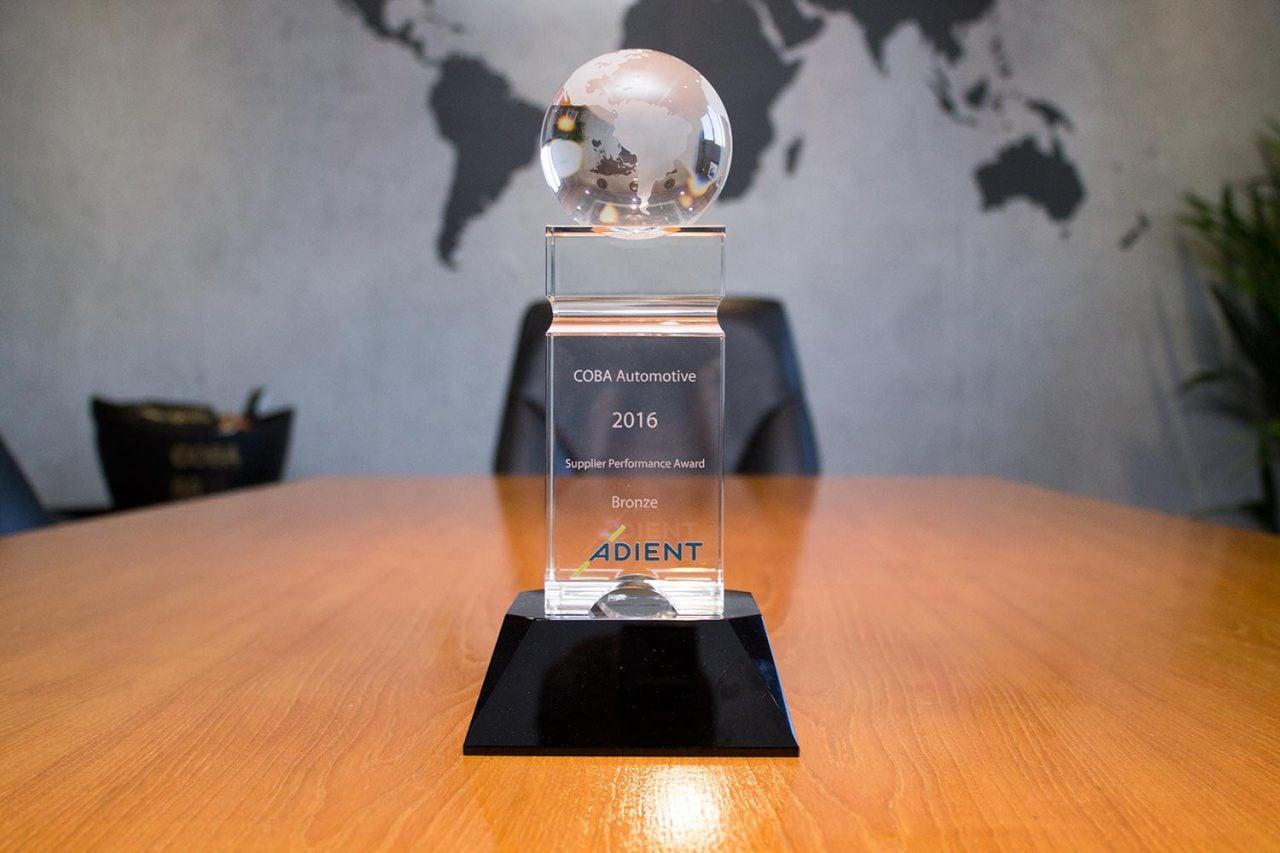 Adient Award