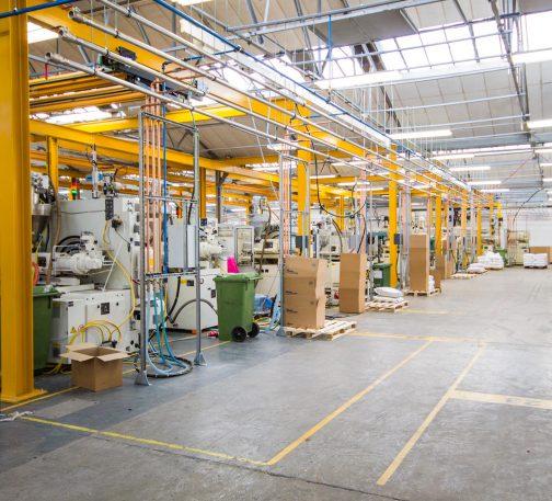 COBA Plastics Moulding Factory