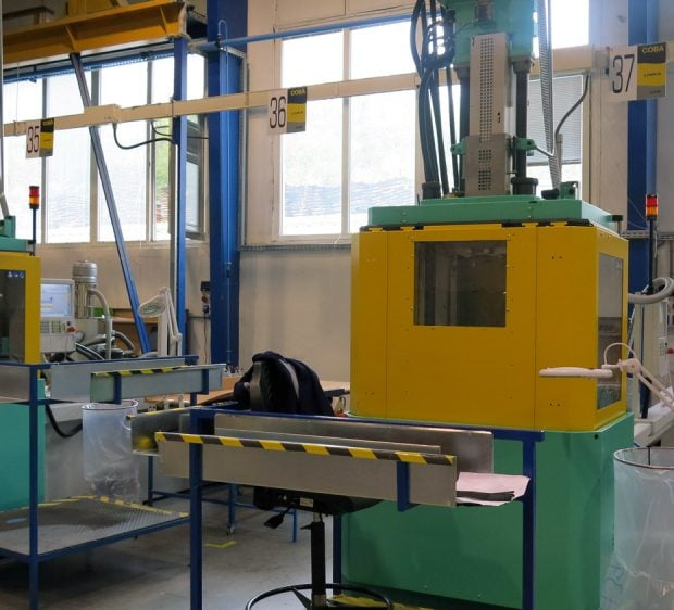 Overmoulding Machines