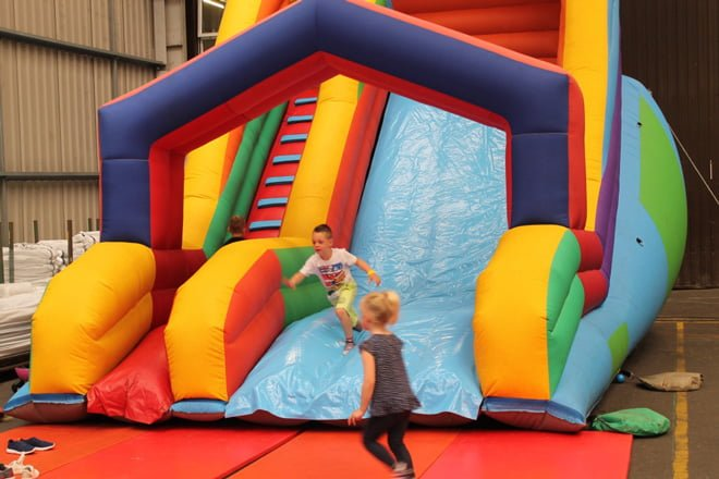 Family Fun Day Bouncing Castles
