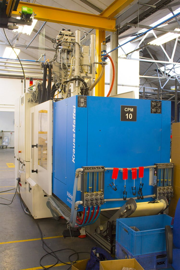 Two Shot Injection Moulding