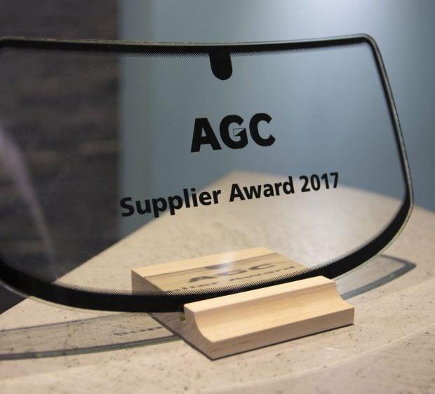 AGC Supplier Award