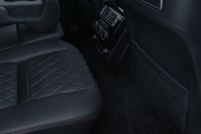 automotive trim map pockets